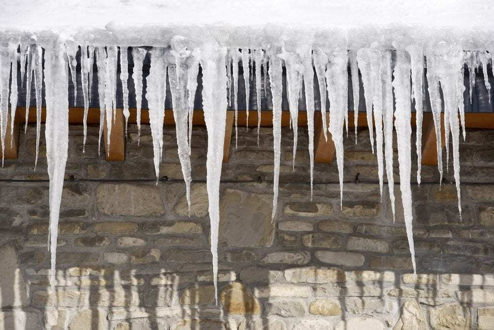 Do Gutter Guards Prevent Ice Dams Taylor Made Roofing