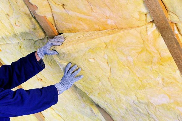 Adding Insulation to Roof, Between Wood Joists
